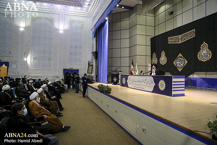 گزارش تصویری/ افتتاحیه همایش بین المللی