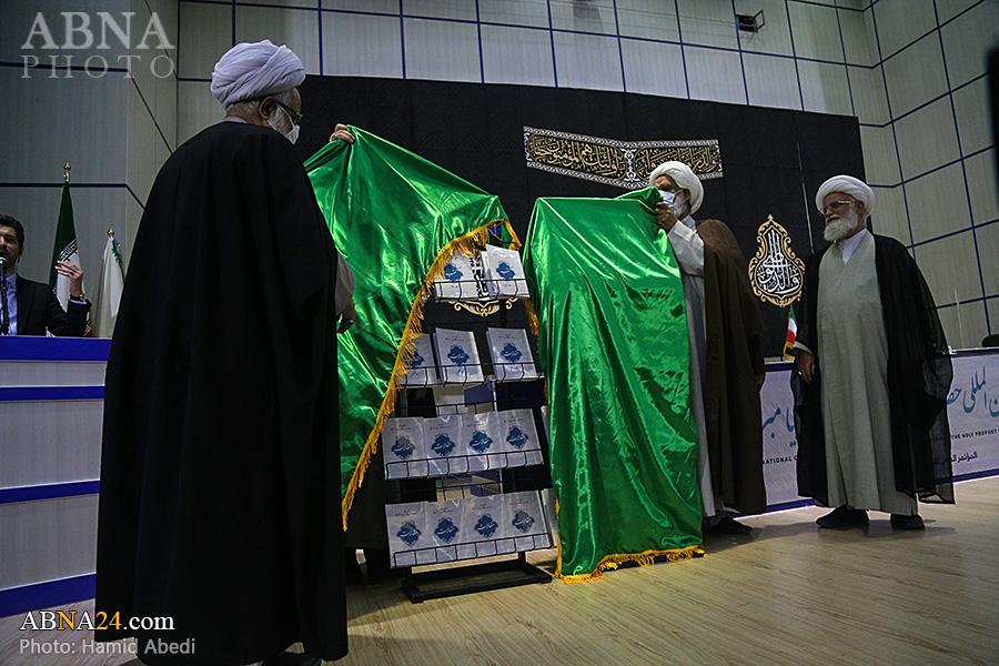 تصویری رپورٹ/ جناب ابوطالب(ع) سیمینار کے علمی مقالات کی نقاب کشائی اور پوزیشن حاصل کرنے والوں کو دئیے گئے انعامات