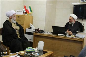 "Research priorities should be considered in ""Modern Theology"" topics: Ayatollah Ramazani"
