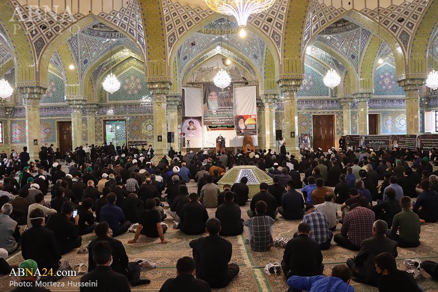 Photos: Commemoration ceremony for Ayatollah Sayed Mohammad Ali Alemi Balkhabi, Qom
