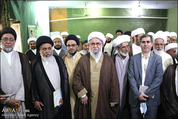 Photos: Secretary-General of AhlulBayt World Assembly met preachers of Iraq's AhlulBayt (a.s.) Assembly