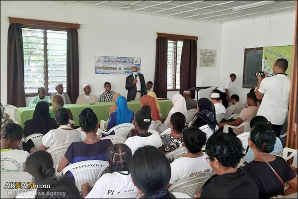 گزارش تصویری/ کنفرانس «حضرت زهرا(س) و حضرت مریم(س) برترین زنان عالم» در ماداگاسکار
