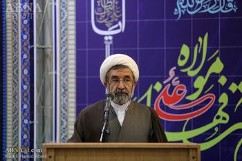 Deputy of Intl. affairs of ABWA expressed condolences on demise of Hojat al-Islam Sayed Moqtada Hosseini