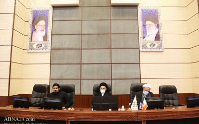 фоторепортаж / Заседание Всемирной Ассамблеи Ахль аль-Байт (мир им) с активистами шествия Арбаин на международной арене