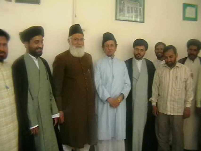 حکیم امت مولانا ڈاکٹر کلب صادق کا فقدان قوم کا ناقابل تلافی نقصان ہے: اہل بیت(ع) فاؤنڈیشن انڈیا